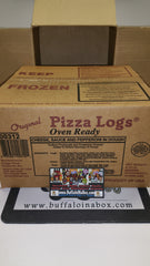 The Original Pizza Logs -Cheese & Pepperoni - BuffaloINaBox.com: Buffalo, NY Food Shipped