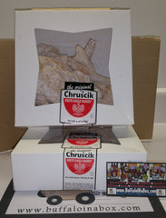 White Eagle Baked Goods -Chruscik (6oz.) Box - BuffaloINaBox.com: Buffalo, NY Food Shipped