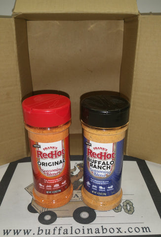 Frank's RedHot -Seasoning (4oz)