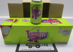 Loganberry 12-Pack (Cans) - BuffaloINaBox.com: Buffalo, NY Food Shipped