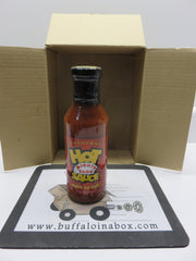 Mighty Taco- Mighty Hot Sauce (12oz) Glass - BuffaloINaBox.com: Buffalo, NY Food Shipped