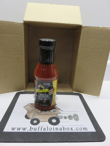 Anchor Bar Chicken Wing Sauce- Hotter (12oz) Plastic