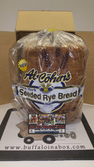 Al Cohen's New York Rye (30oz) Bag - BuffaloINaBox.com: Buffalo, NY Food Shipped