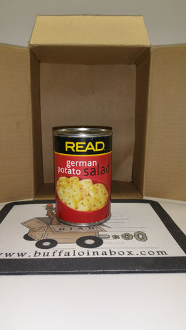 Read- German Style Potato Salad