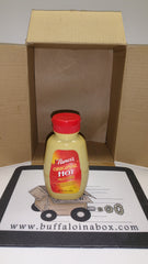 Nance's Hot Mustard (10 oz.) Plastic - BuffaloINaBox.com: Buffalo, NY Food Shipped