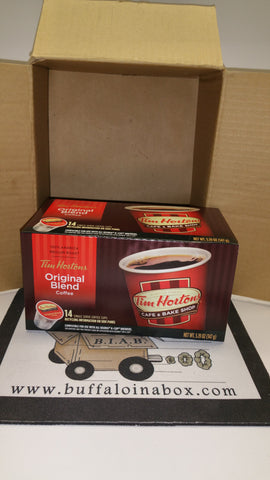 Tim Horton's Single Serve Coffee Cups K-CUP (14ct)