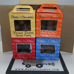 Platters PACK -4 Flavors CarePackage - BuffaloINaBox.com: Buffalo, NY Food Shipped