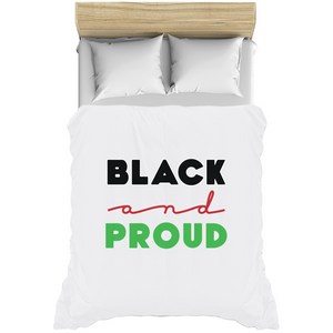 Black and Proud - Duvet Cover
