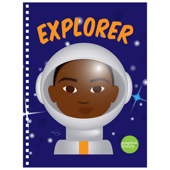 Explorer (Boy) Notebook