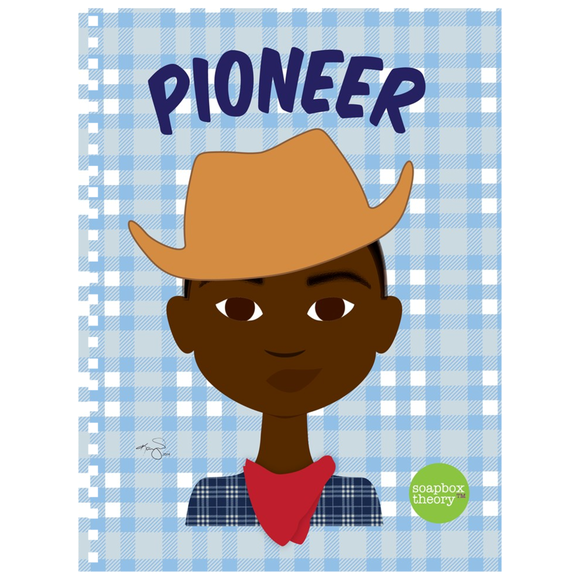 Pioneer (Boy) Notebook