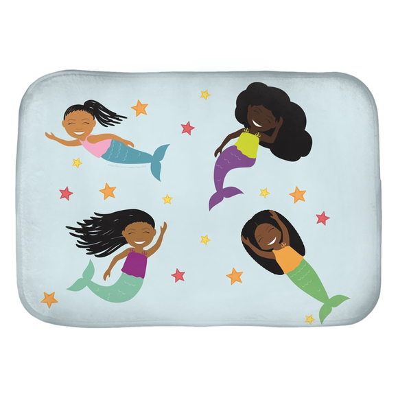 Mermaid Bath Mats