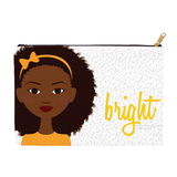 """Bright"" Little Sis Studio Pouches"