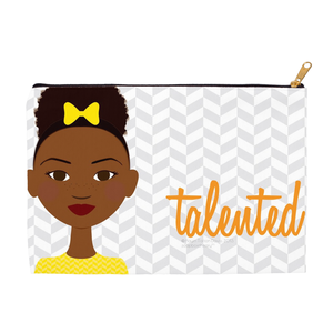 """Talented"" Little Sis Studio Pouch"