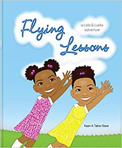 """Flying Lessons"" Hardcover Book *Pre-Order*"