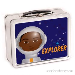 Little Astronaut (Boy) Lunch Box
