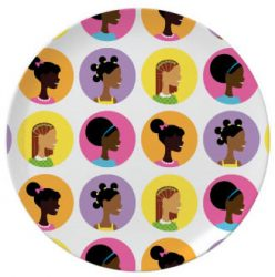 little luvlies plate