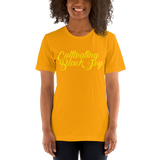 Cultivating Black Joy Short-Sleeve Unisex T-Shirt