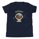 Astronaut (Girl) Youth Short Sleeve T-Shirt