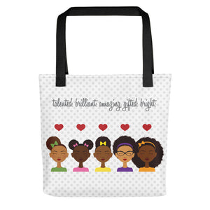 All the Girls Tote bag