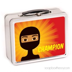 little ninja (boy) Lunch Box