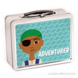 Little Pirate (Boy) Lunch Box