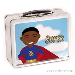 Super Boy Lunch Box