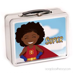 Super Girl Lunch Box