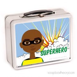 Little Hero (Boy) Lunch Box