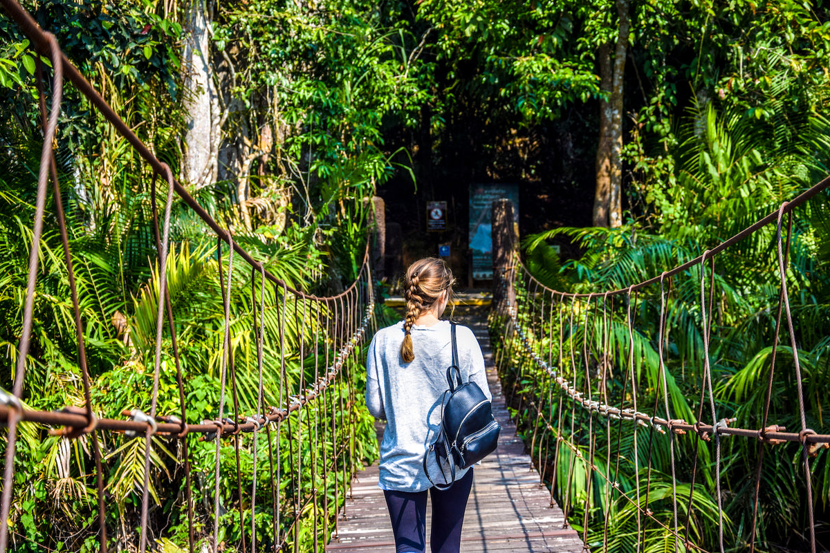 Adventure Hiking at Khao Yai National Park