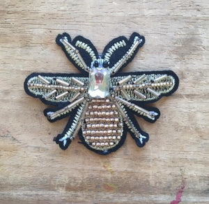 Majestic insect pin