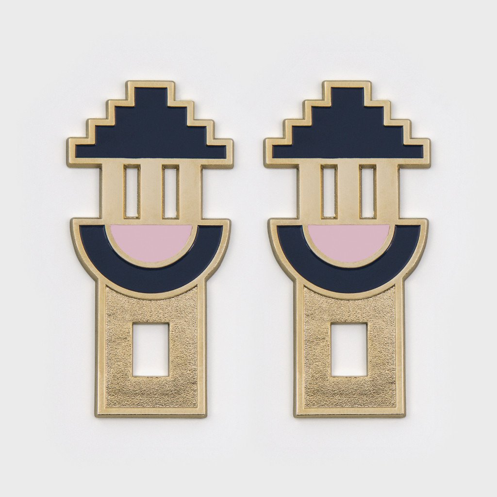 Milk Tooth LDN Home Earrings