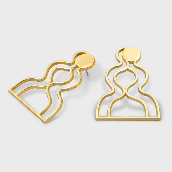 MilkTooth LDN  Lovers Earrings