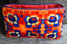 Load image into Gallery viewer, Circus Brixton X Tattersfield Designs - Velvet Pochette