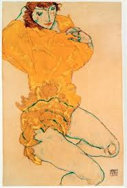 Egon Schiele - Women Undressing
