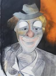 Camille HILAIRE - Little Hat Clown