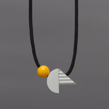 Load image into Gallery viewer, One We Made Earlier - Pop necklace (yellow)