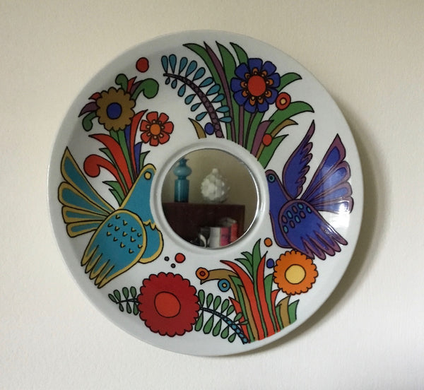 "Re-purposed ""Acapulco"" Mirror"