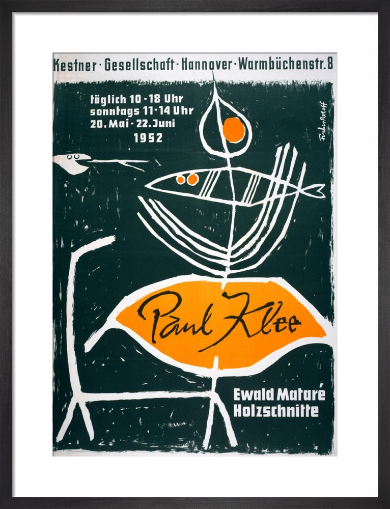 Paul Klee - Exhibition, Hanovrer