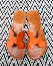 Load image into Gallery viewer, Hand made Leather Sandals