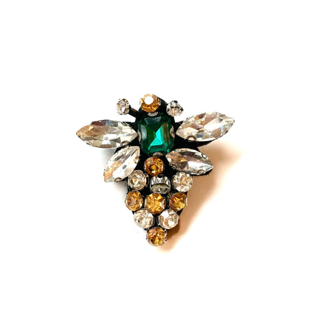 Queen bee pin