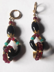 Regine De La Hey - Earrings