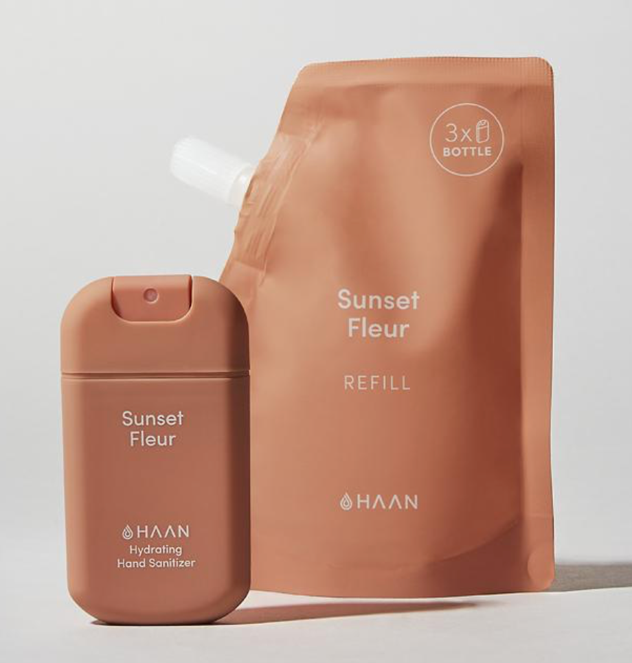 HAAN -  Hand Sanitizer (refill pouch not included)