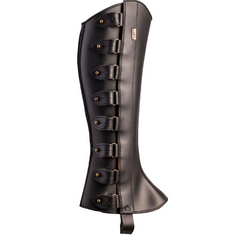 The Spanish Boot Company Half chaps Small / black Half Chaps (Polainas): Black