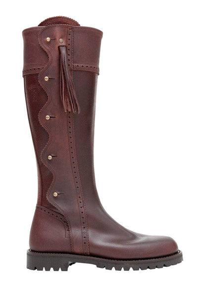 Made to Measure: Spanish Riding Boots wave: black or brown