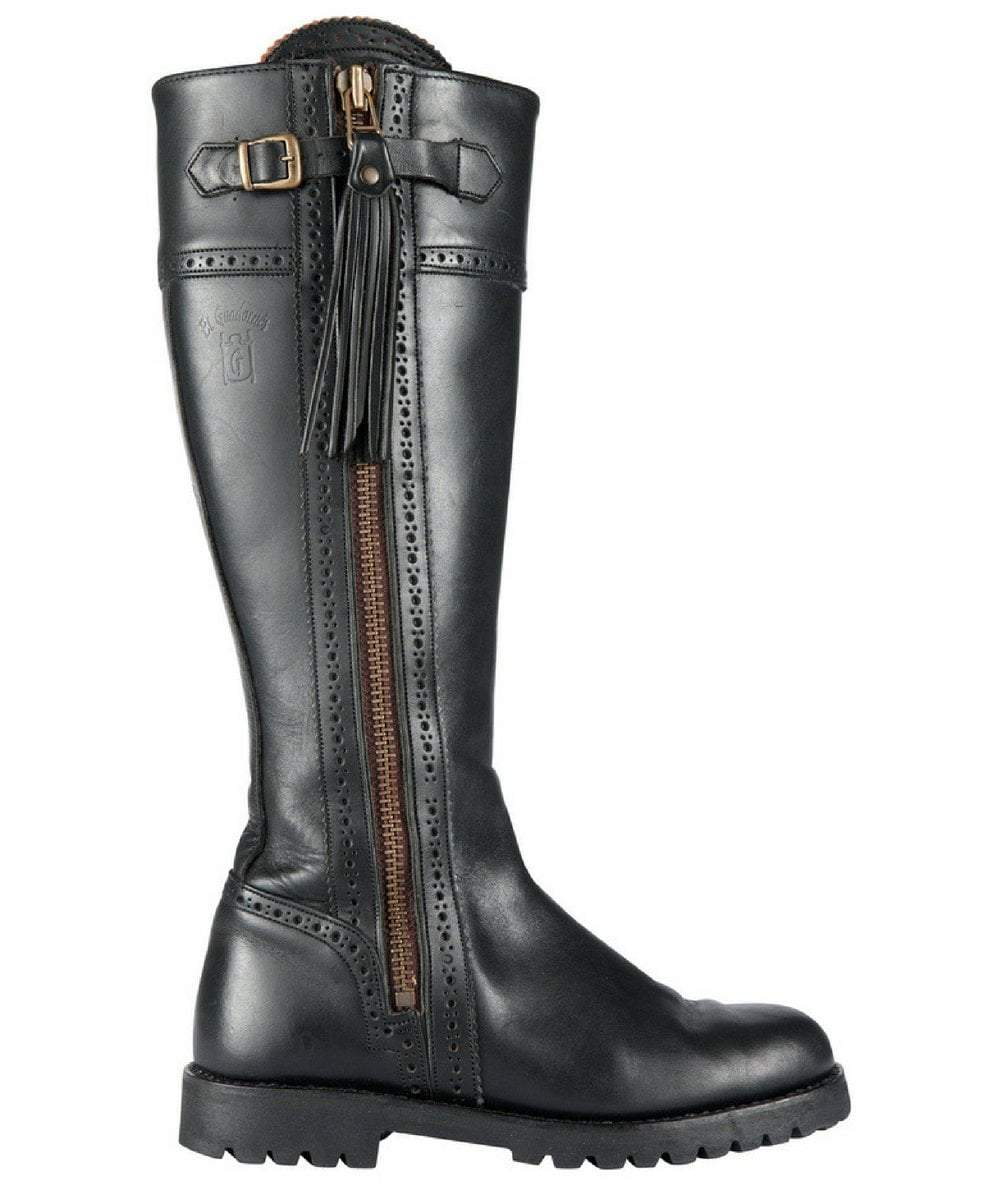 The Spanish Boot Company Leather boots Mens Made to Measure: Spanish Riding Boots