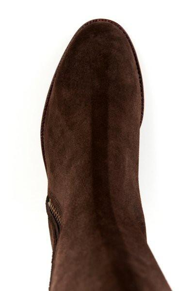 The Spanish Boot Company Suede boots Spanish Riding Boots suede: Brown (leather sole)