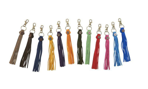 The Spanish Boot Company tassels Tassel Keyrings