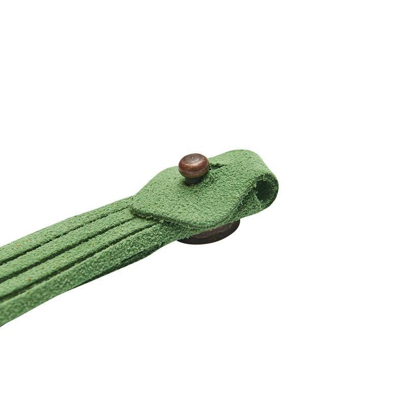 The Spanish Boot Company tassels Tassels - apple green suede
