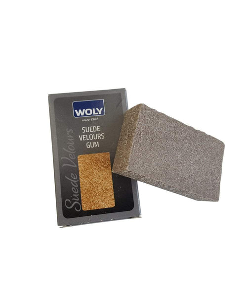 Woly aftercare products Suede Velours Gum