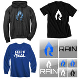 Rain Fan Pack - Assorted